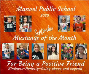 "September ""Mustang of the Month"" Selections"